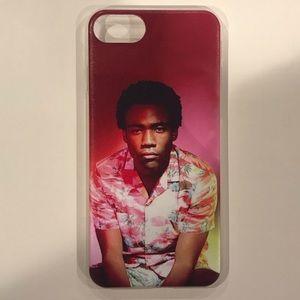 Other - Childish Gambino iPhone 7/8 Case